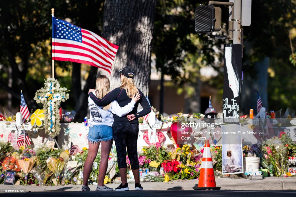 Borderline Bar & Grill Mass Shooting : ニュース写真