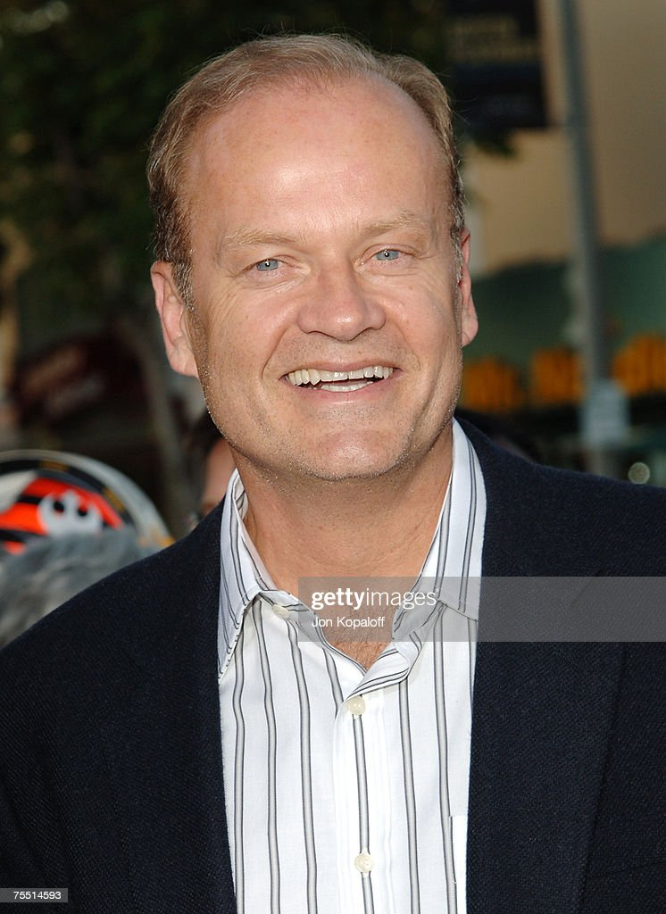 Kelsey Grammer at the 'Star Wars: Episode III, Revenge of The Sith' Premiere to Benefit Artists for a New South Africa Charity - Arrivals at Mann Village Theater in Westwood, California.