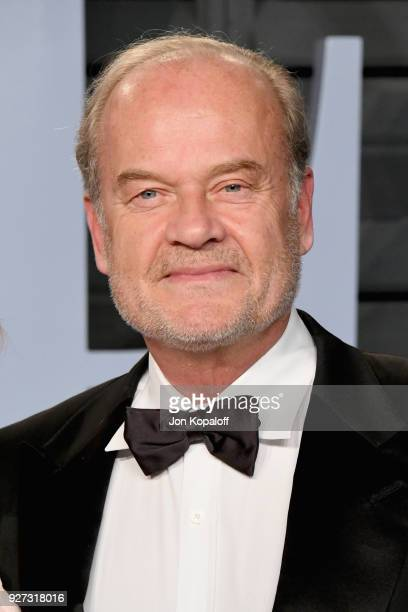 Kelsey Grammer attends the 2018 Vanity Fair Oscar Party hosted by Radhika Jones at Wallis Annenberg Center for the Performing Arts on March 4 2018 in...