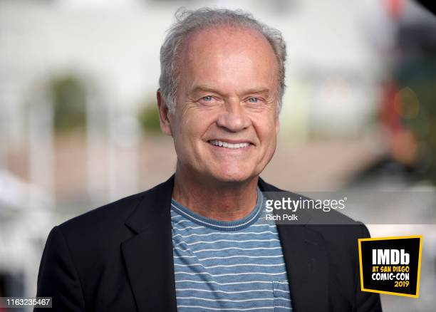 Kelsey Grammer attends the #IMDboat at San Diego ComicCon 2019 Day Three at the IMDb Yacht on July 20 2019 in San Diego California