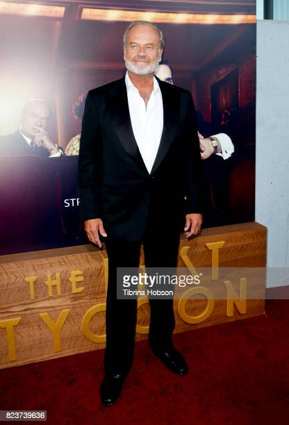 Kelsey Grammer attends the premiere of Amazon Studios 'The Last Tycoon' at the Harmony Gold Preview House and Theater on July 27 2017 in Hollywood...