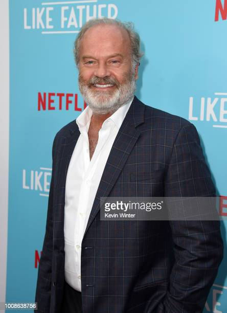 Kelsey Grammer attends the premiere of Netflix's Like Father at ArcLight Hollywood on July 31 2018 in Hollywood California