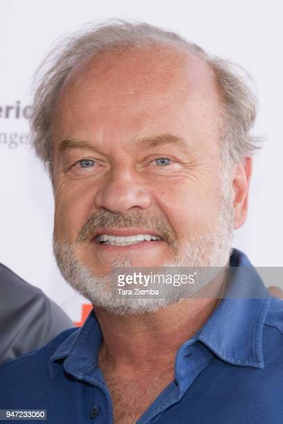 Kelsey Grammer attends the Red Cross' 5th Annual Celebrity Golf Tournament at Lakeside Golf Club on April 16, 2018 in Burbank, California.