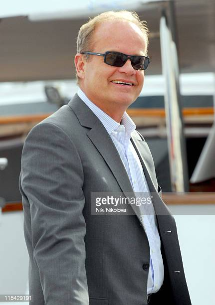 Kelsey Grammer during 2006 Cannes Film Festival - Seen Around Cannes - Day 5 in Cannes, France.