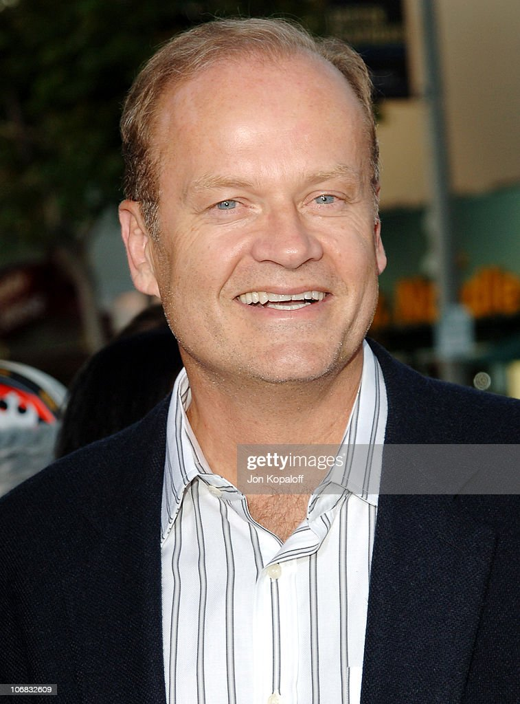Kelsey Grammer during 'Star Wars: Episode III, Revenge of The Sith' Premiere to Benefit Artists for a New South Africa Charity - Arrivals at Mann Village Theater in Westwood, California, United States.