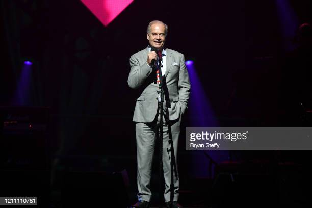 Kelsey Grammer speaks at the 24th annual Keep Memory Alive 'Power of Love Gala' benefit for the Cleveland Clinic Lou Ruvo Center for Brain Health at...