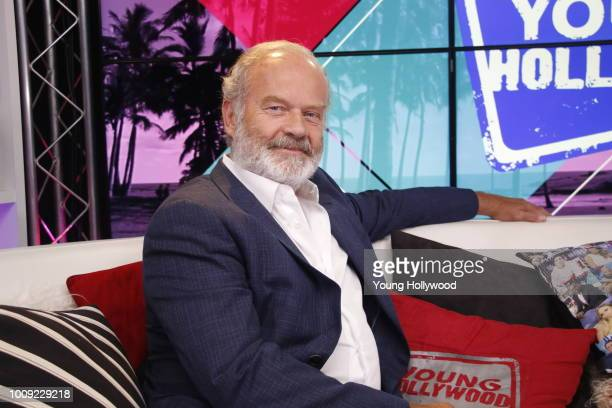 Kelsey Grammer visits the Young Hollywood Studio on July 28 2018 in Los Angeles California