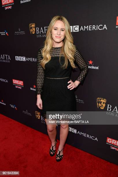 Kelsey Lamb attends The BAFTA Los Angeles Tea Party at Four Seasons Hotel Los Angeles at Beverly Hills on January 6 2018 in Los Angeles California