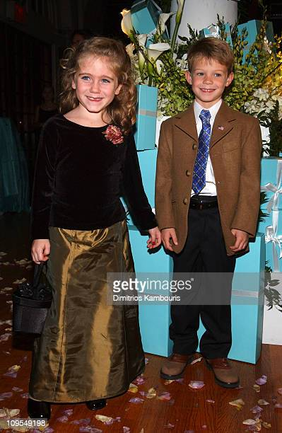 Kelsey Lowenthal and Colin Ford during Sweet Home Alabama Premiere AfterParty at The Altman Building in New York City New York United States