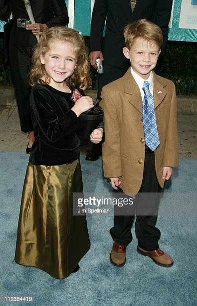 Kelsey Lowenthal Colin Ford during 'Sweet Home Alabama' Premiere New York at Chelsea West Cinema in New York City New York United States