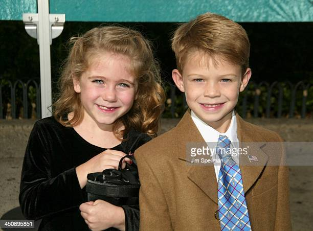 Kelsey Lowenthal Colin Ford during Sweet Home Alabama Premiere New York at Chelsea West Cinema in New York City New York United States