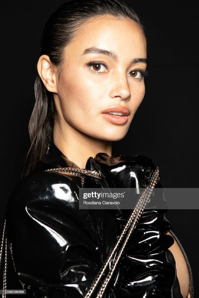 Philipp Plein - Backstage - Milan Fashion Week Fall/Winter 2020-2021 : Photo d'actualité