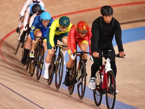 JPN: Cycling Track - Tokyo 2020 Olympics - Day 13