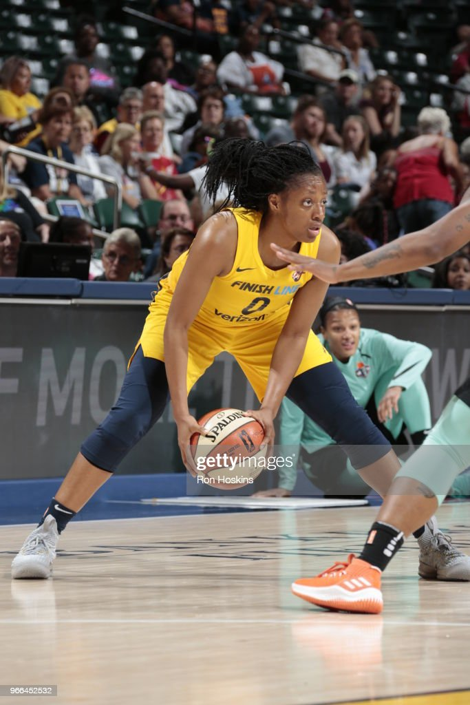 New York Liberty v Indiana Fever