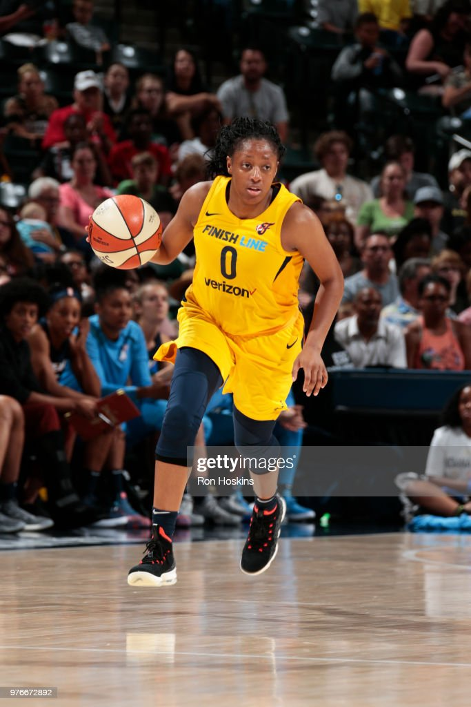 Atlanta Dream v Indiana Fever