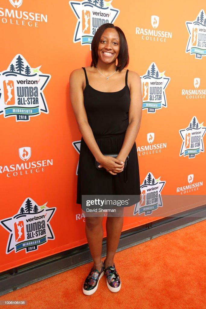 WNBA All-Star Welcome Reception