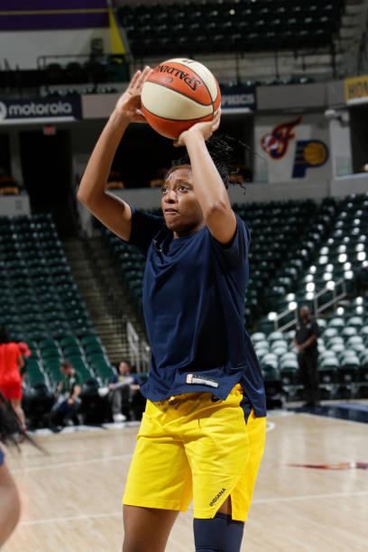 IN: Washington Mystics v Indiana Fever
