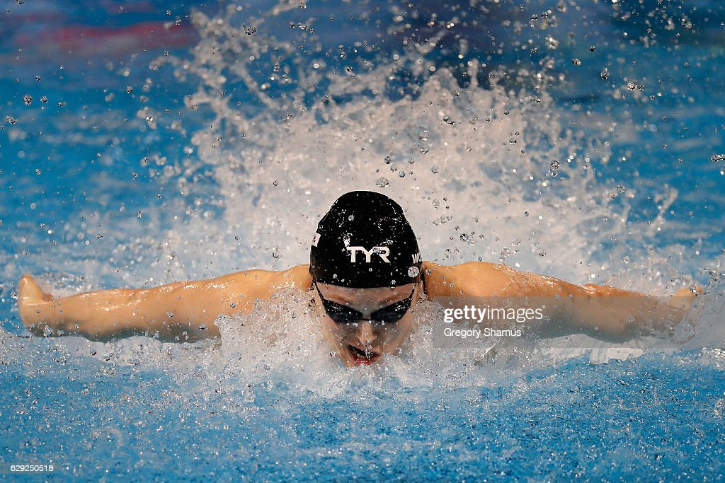 13th FINA World Swimming Championships (25m) - Day 6 : News Photo