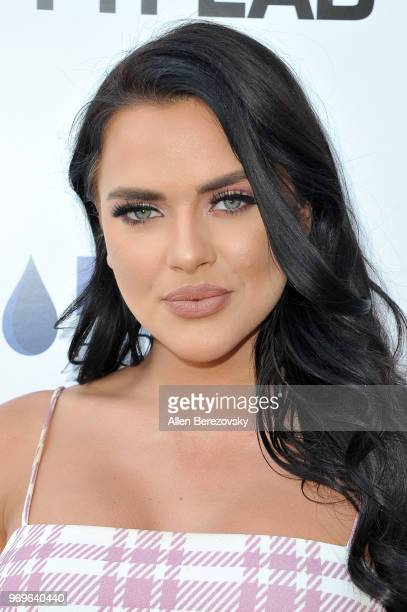 Kelsie Smeby attends Babes for Boobs Live Bachelor Auction Benefiting Susan G Komen LA County at El Rey Theatre on June 7 2018 in Los Angeles...