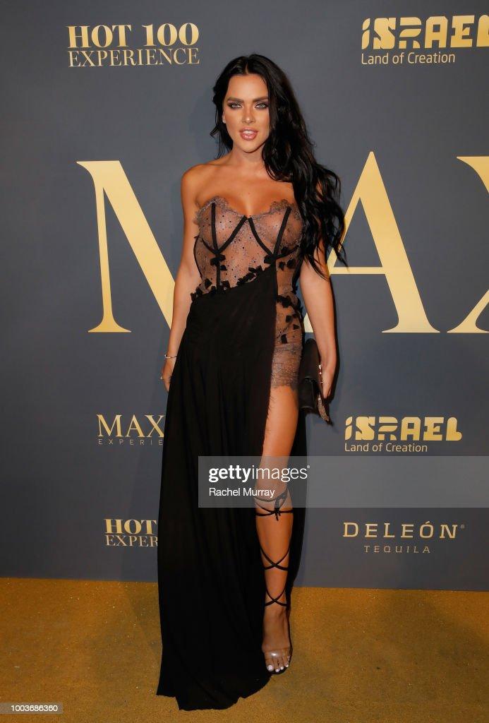 The 2018 Maxim Hot 100 Party : News Photo