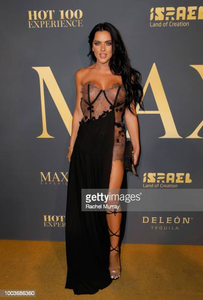 Kelsie Smeby attends The 2018 Maxim Hot 100 Party at Hollywood Palladium on July 21 2018 in Los Angeles California