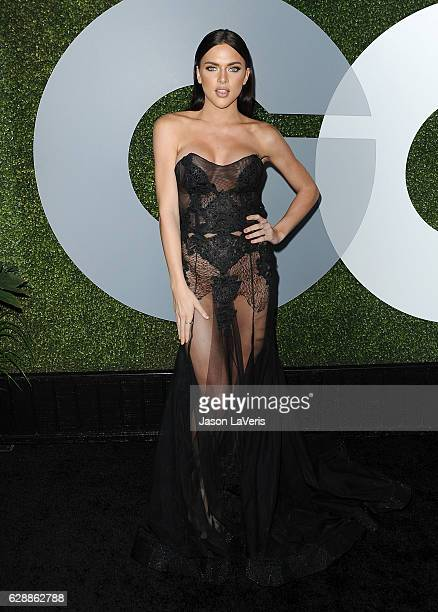 Kelsie Smeby attends the GQ Men of the Year party at Chateau Marmont on December 8 2016 in Los Angeles California