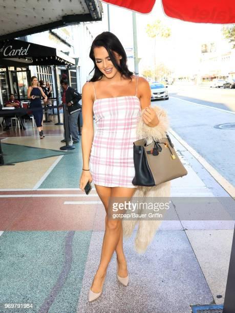 Kelsie Smeby is seen on June 07 2018 in Los Angeles California
