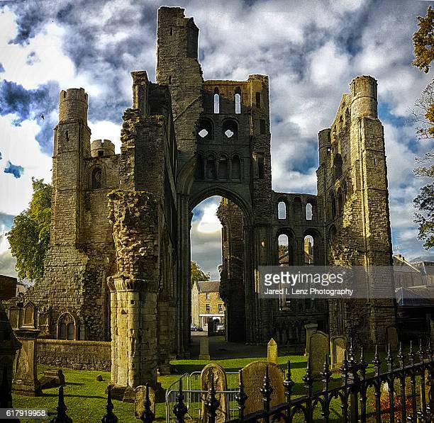 Kelso Abbey Ruins (Scotland)