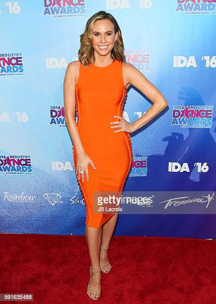 Keltie Knight attends the 2016 Industry Dance Awards and Cancer Benefit Show on August 17 2016 in Hollywood California