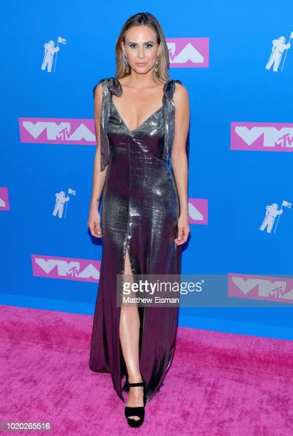 Keltie Knight attends the 2018 MTV Video Music Awards at Radio City Music Hall on August 20 2018 in New York City