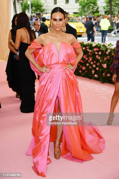 Keltie Knight attends The 2019 Met Gala Celebrating Camp Notes on Fashion at Metropolitan Museum of Art on May 06 2019 in New York City