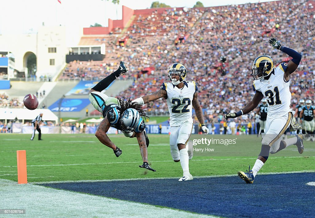 Carolina Panthers v Los Angeles Rams