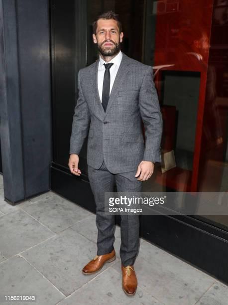 Kelvin Fletcher attending the ITV Summer Party 2019 at Nobu Shoreditch in London