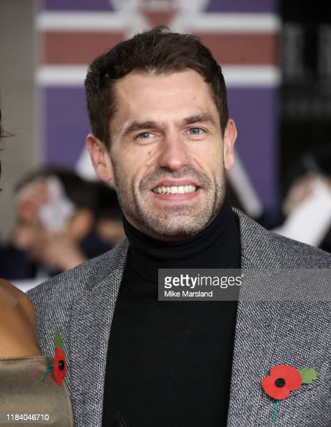 Kelvin Fletcher attends Pride Of Britain Awards 2019 at The Grosvenor House Hotel on October 28 2019 in London England