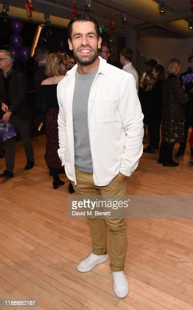 Kelvin Fletcher attends the press night performance of Matthew Bourne's The Red Shoes at Sadler's Wells Theatre on December 15 2019 in London England