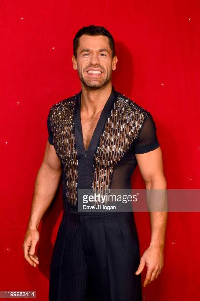 Kelvin Fletcher during the Strictly Come Dancing Arena Tour 2020 at Arena Birmingham on January 15 2020 in Birmingham England