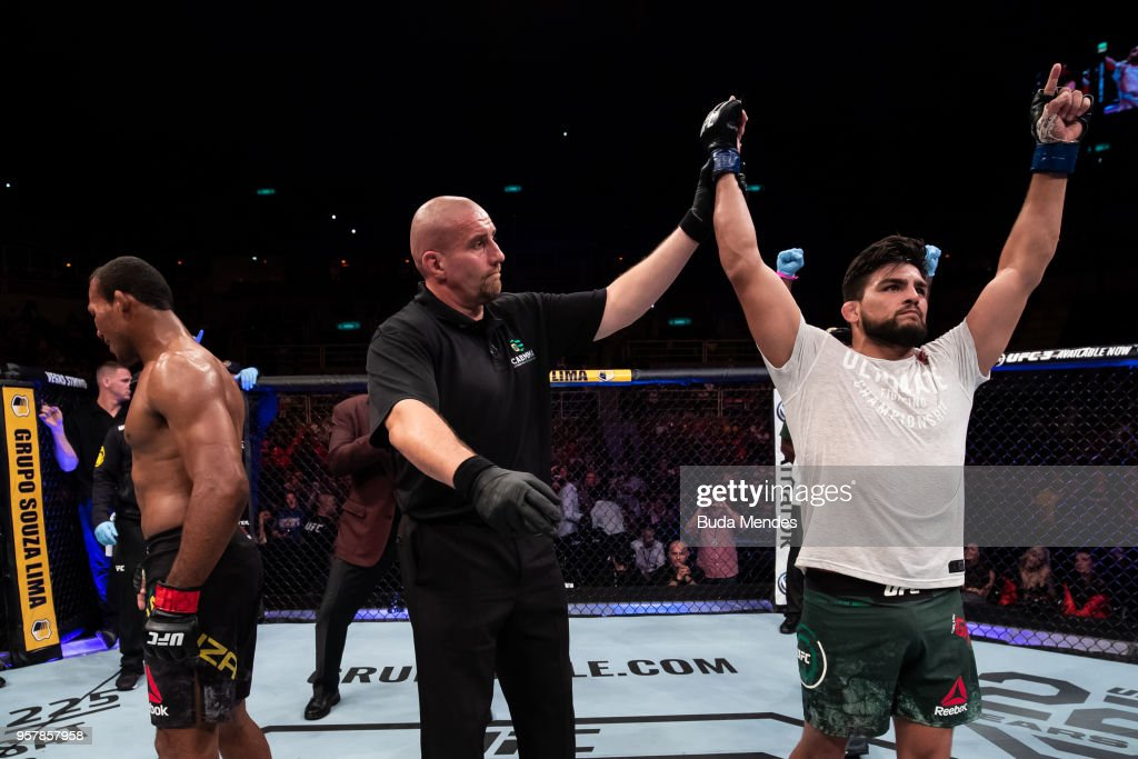 UFC 224: Nunes v Pennington : News Photo