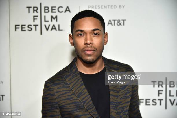 Kelvin Harrison Jr attends Luce 2019 Tribeca Film Festival at BMCC Tribeca PAC on April 28 2019 in New York City