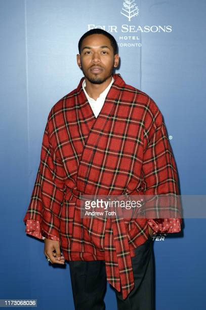 Kelvin Harrison Jr attends The Hollywood Foreign Press Association and The Hollywood Reporter party at the 2019 Toronto International Film Festival...