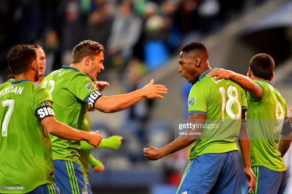 FC Cincinnati v Seattle Sounders FC : Fotografía de noticias