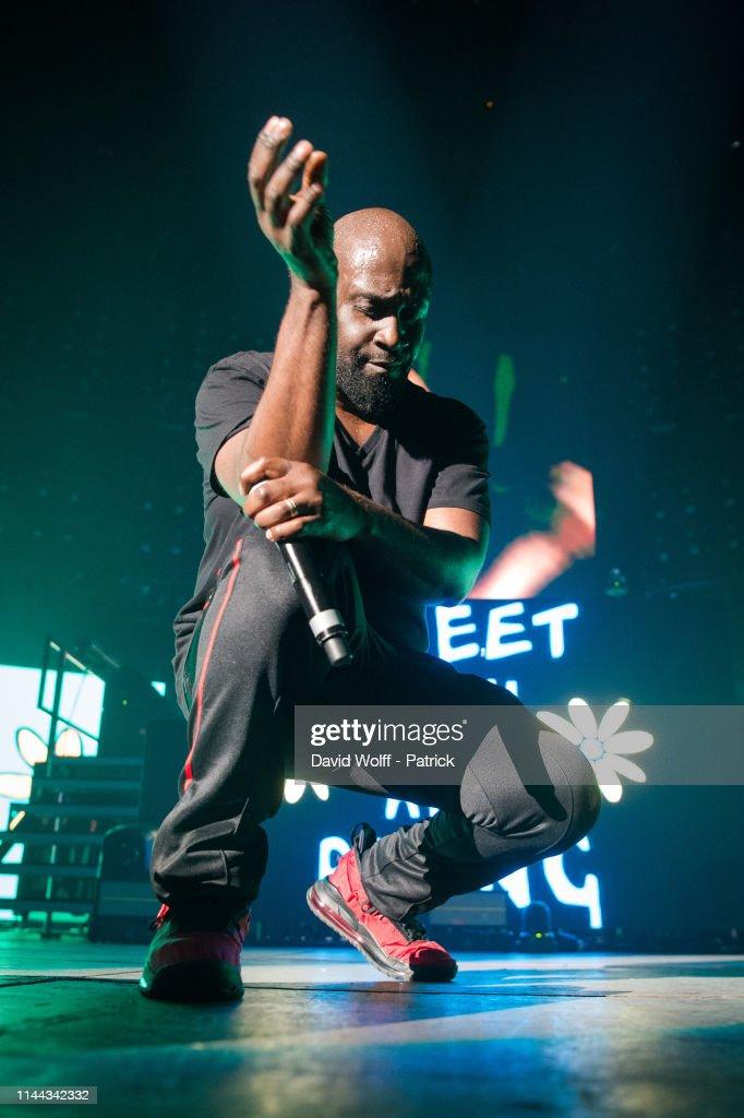 FRA: Gods Of Rap Performs  At AccorHotels Arena In Paris
