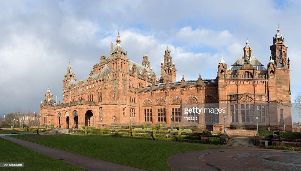 Kelvingrove Museum and Gallery, Glasgow : Stock Photo