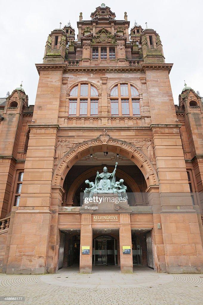 Kelvingrove Museum and Gallery : Stock Photo