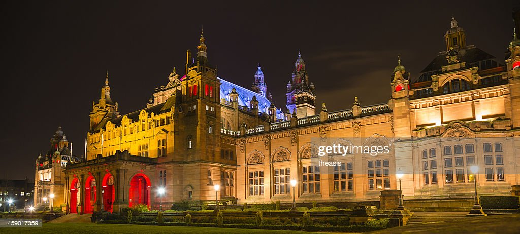 Kelvingrove Museum and Gallery : Stock Photo