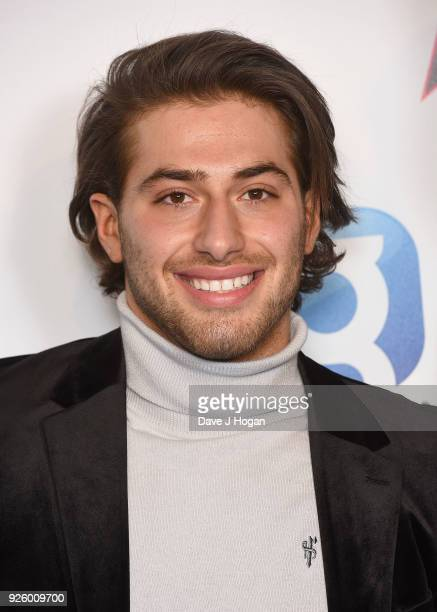 Kem Cetinay attends The Global Awards a brand new awards show hosted by Global the Media Entertainment Group at Eventim Apollo Hammersmith on March 1...