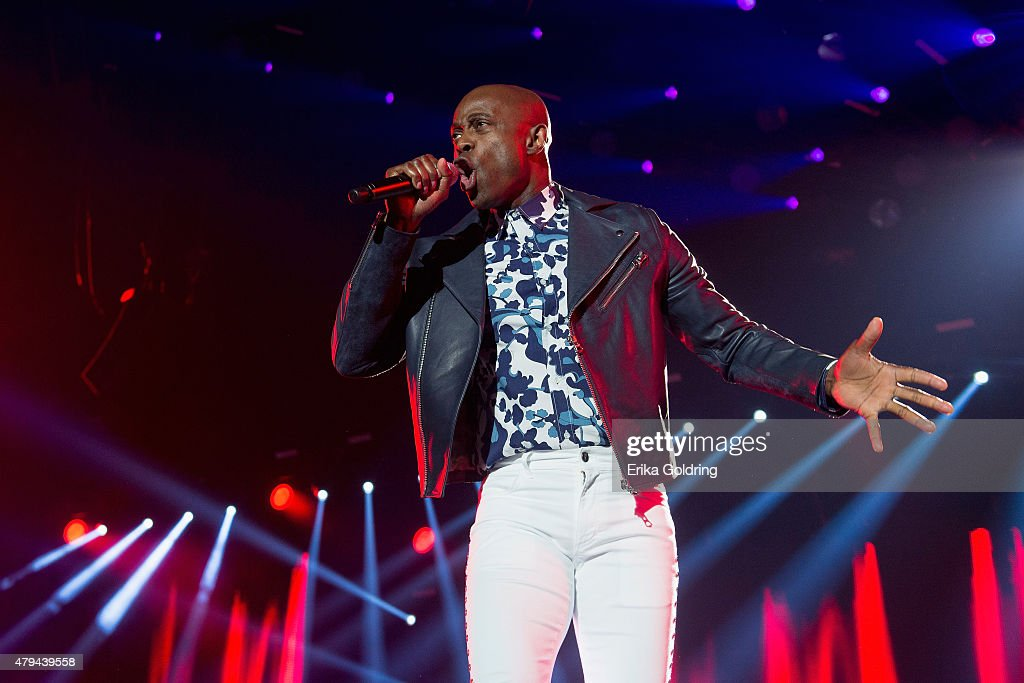 Kem performs at the 2015 Essence Music Festival on July 3, 2015 in New Orleans, Louisiana.