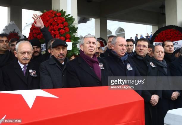 Kemal Kilicdaroglu , the head of Turkey's main opposition Republican People's Party , Ankara Metropolitan Mayor Mansur Yavas , Istanbul Metropolitan...
