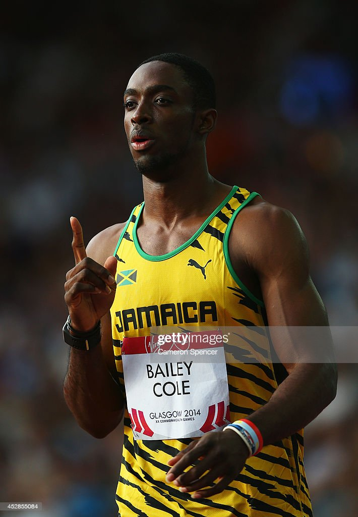 20th Commonwealth Games - Day 5: Athletics : News Photo