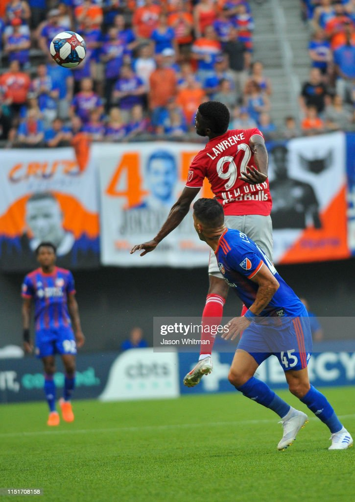 OH: New York Red Bulls v FC Cincinnati