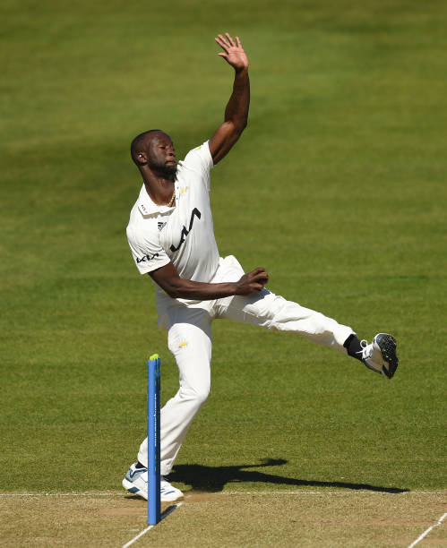 GBR: Middlesex v Surrey - LV= Insurance County Championship